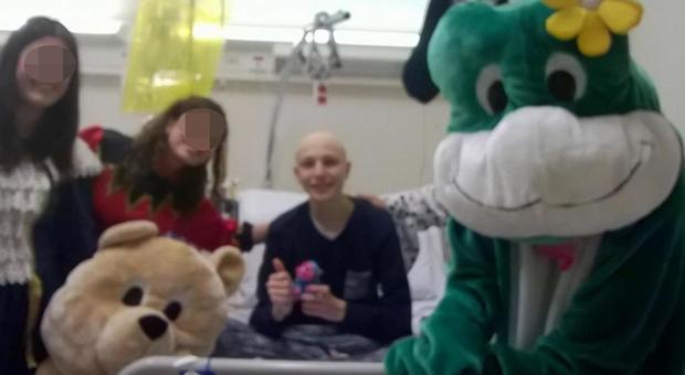 Simone ha perso la battaglia contro il tumore