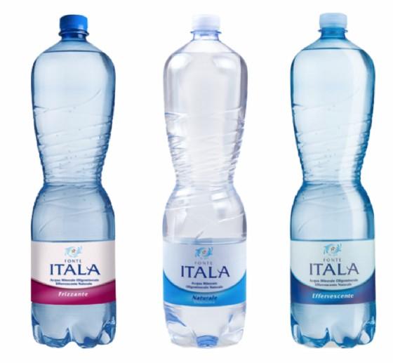 Tricloetilene in acqua minerale, ecco i lotti ritirati dal Ministero della Salute