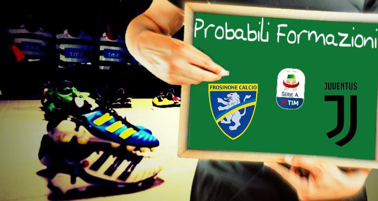 Frosinone-Juventus-probabili-formazioni