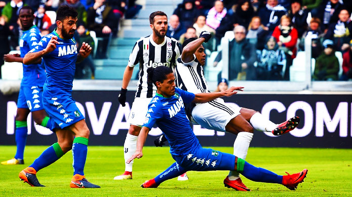 Juventus Sassuolo Diretta Streaming Gratis Live Tv No Rojadirecta Ecco Dove E Come Vederla