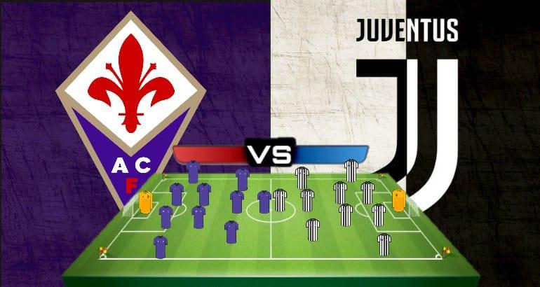 Fiorentina-Juventus-ufficiali