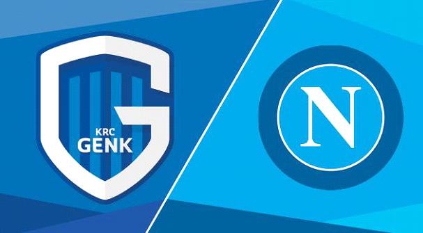 Genk Napoli Champions League come vedere la partita e probabili formazioni