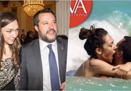 Matteo-Salvini-e-Francesca-Verdini